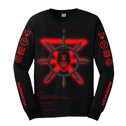 SHUTDOWN Long Sleeve