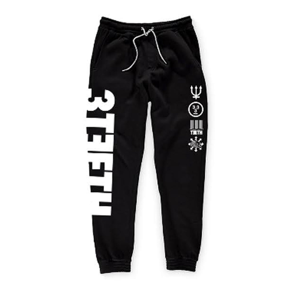 3TEETH Sweat Pants