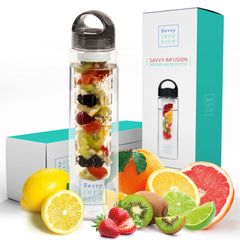 Savvy Infusion® Water Bottle