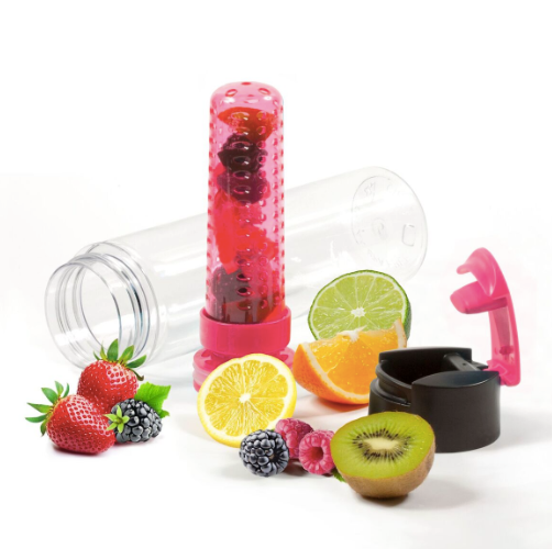 Savvy Infusion® Flip Top Water Bottle