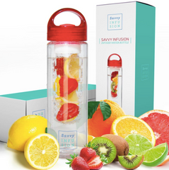 Savvy Infusion® Water Bottles