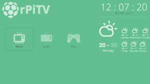 Build your own Smart TV Using Raspberry Pi