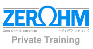 Zero Ohm - Private Individual Training Sessions