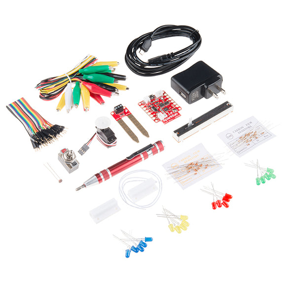 Sparkfun Iot Starter Kit With Blynk Board Arduino For Your Kids Kits Hobbies