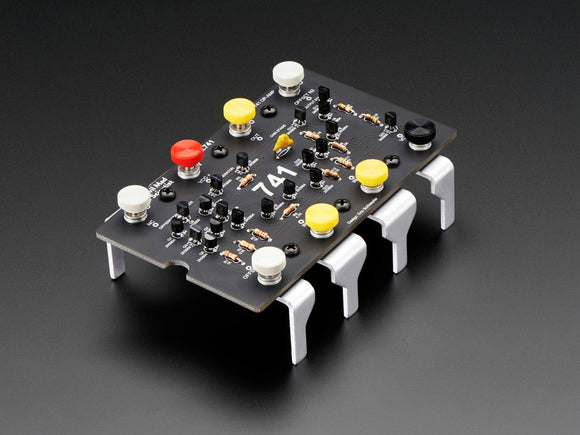 Evil Mad Scientist Labs Xl741 Discrete Op-Amp Kit Components Promotion Kits For Your Hobbies