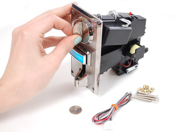 Coin Acceptor - Programmable 4 Type Sensors Promotion For Your Hobbies