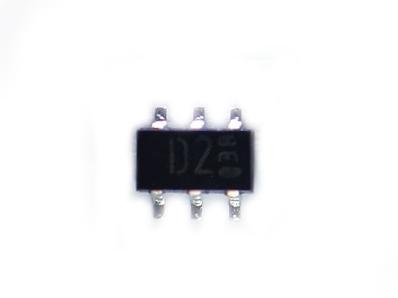 Transistor Array Npn/pnp With Built-In Resistors - Imd2At108 Components