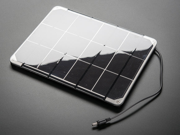 Huge 6V 5.6W Solar Panel Power