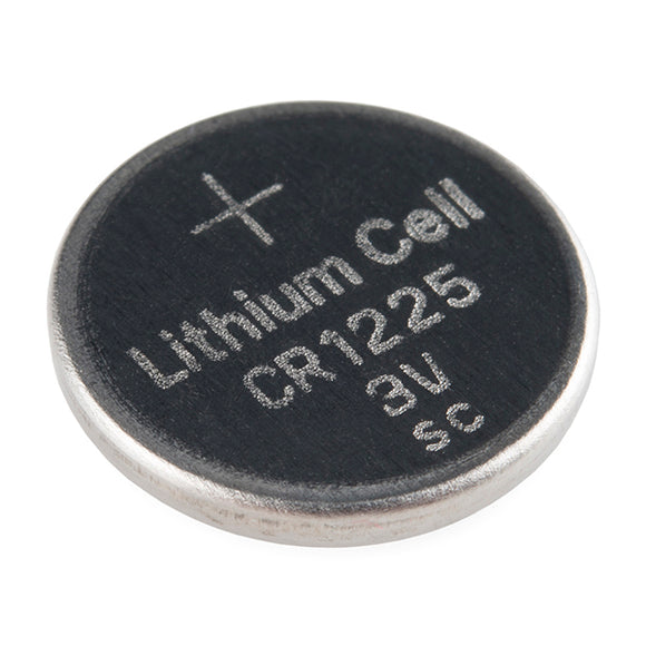 Coin Cell Battery - 12Mm Power