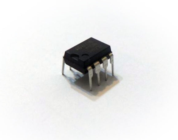 Opamp - Dual Single Supply - Lm358N Components