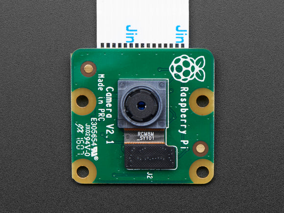 Raspberry Pi Camera Board V2 - 8 Megapixels Modules