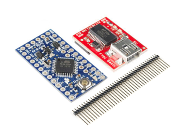 Arduino Pro Mini Kit - 5V Kits