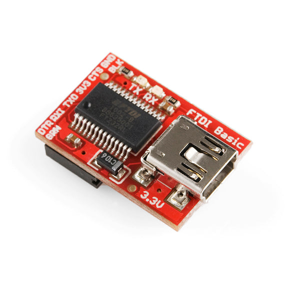 Ftdi Basic Breakout - 3.3V Modules
