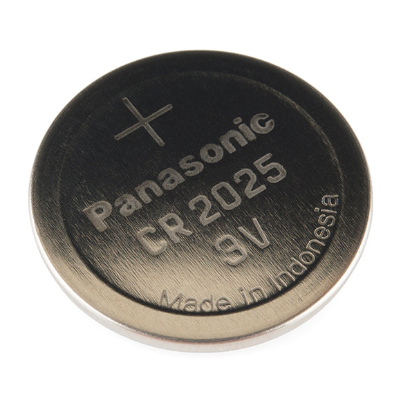 Coin Cell Battery - 20Mm (Cr2025) Power