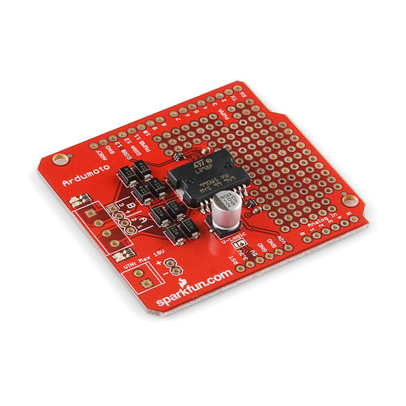 Ardumoto - Motor Driver Shield Arduino Components Modules