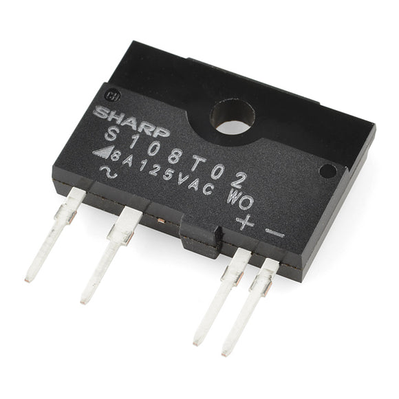 Solid State Relay - 8A Components