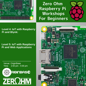Level 5: Iot And Web Applications With Raspberry Pi Zero Ohm Training Center