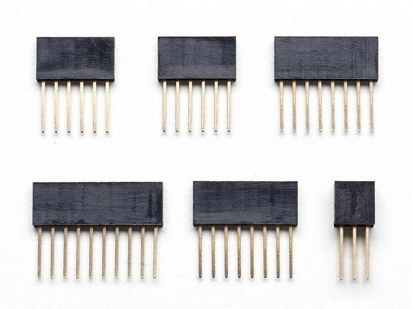 Shield Stacking Headers For Arduino (R3 Compatible) Prototyping