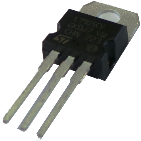 Voltage Regulator - Adjustable Power