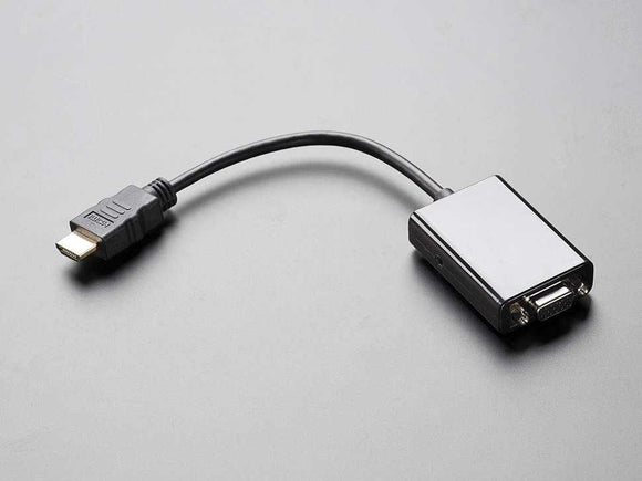 Hdmi To Vga Video + Audio Adapter Prototyping