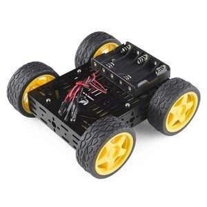 Multi-Chassis - 4Wd Kit (Basic) Prototyping Hardware For Your Kids Kits Hobbies