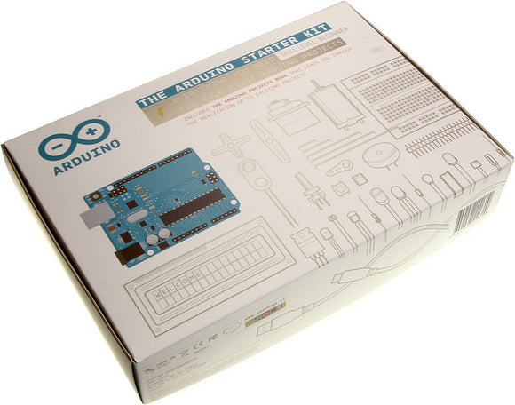 Arduino Starter Kit Mcus & Sbcs For Your Kids Kits Hobbies