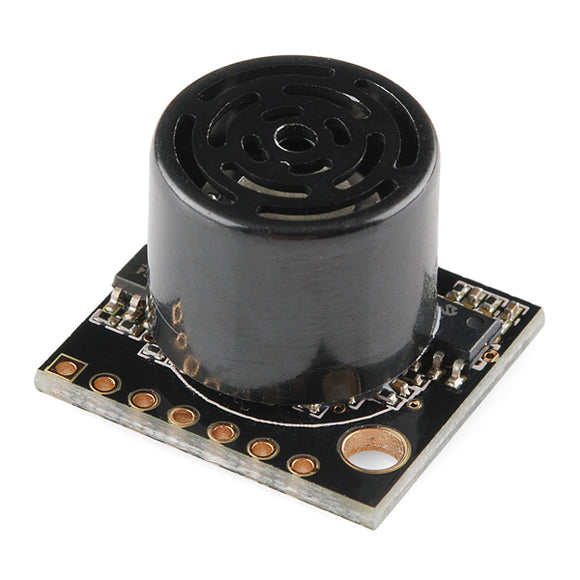 Ultrasonic Range Finder - Maxbotix Hrlv-Ez4 Sensors