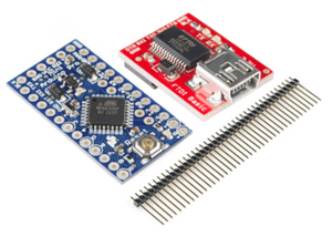 Arduino Pro Mini Kit - 3.3V Kits