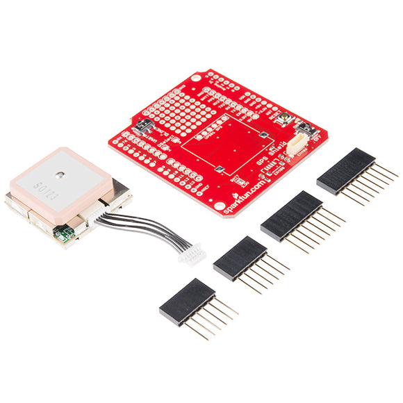 Sparkfun Gps Shield Kit Modules Kits