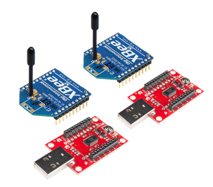 Xbee Wireless Kit For Raspberry Pi - 1Mw Mcus & Sbcs Promotion Kits For Your Hobbies