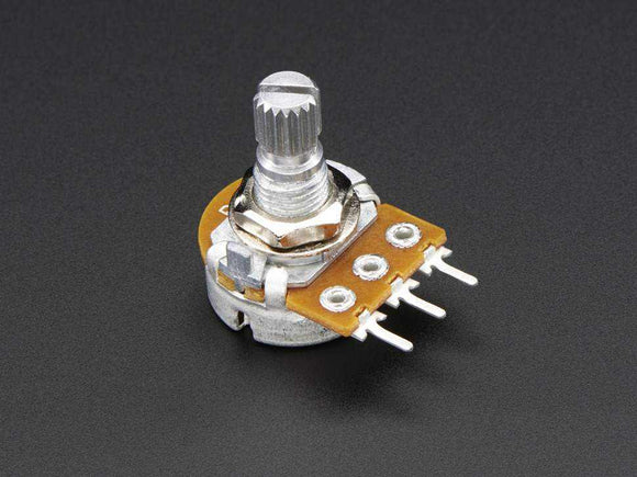 Panel Mount 1K Potentiometer (Breadboard Friendly) - Linear Components