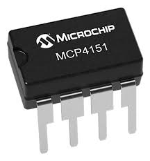 Digital Potentiometer 256Pos (Mcp4151-104E/p)