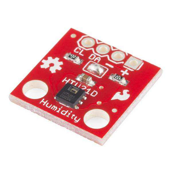 Sparkfun Humidity And Temperature Sensor Breakout - Htu21D Prototyping Promotion