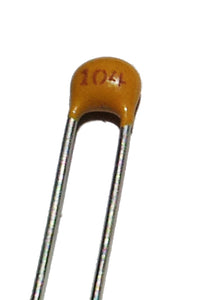Capacitor 0.1Uf Components
