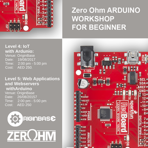 Level 5: Web Applications With Arduino Zero Ohm Training Center