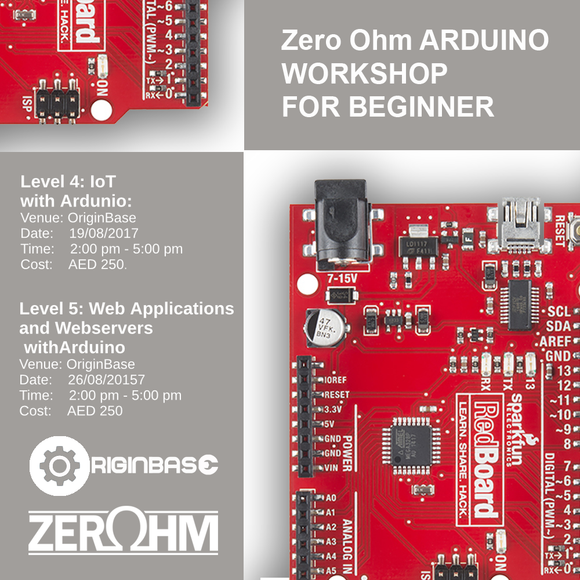 Level 4: Iot With Arduino Zero Ohm Training Center