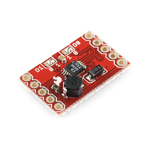 Energy Harvester - Ltc3588 Breakout Power