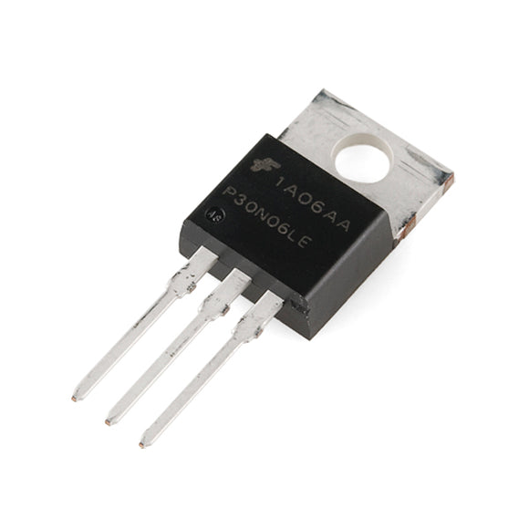 N-Channel Mosfet 60V 30A - Fqp30N06L Components