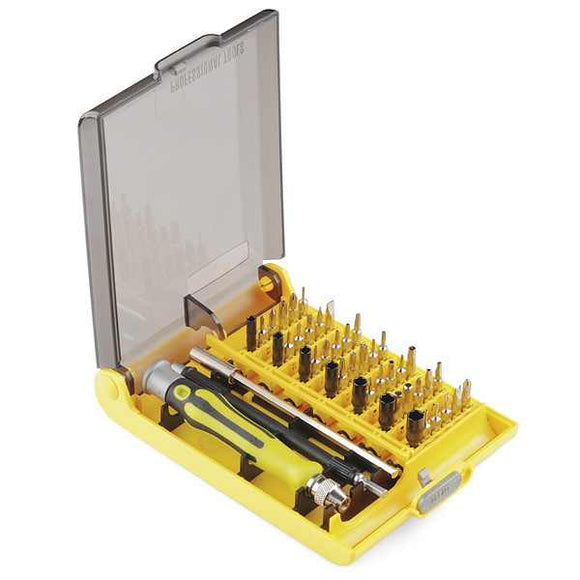 Tool Kit - Screwdriver And Bit Set Hardware Kits