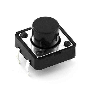 Momentary Push Button Switch - 12Mm Square Prototyping