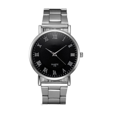Luxury Watch - Stainless Steel