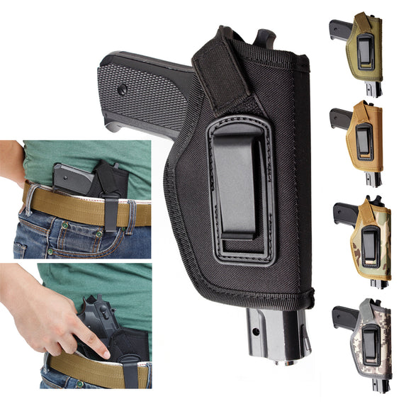 Small/midsize Holster Inside Waistband IWB Concealed Carry