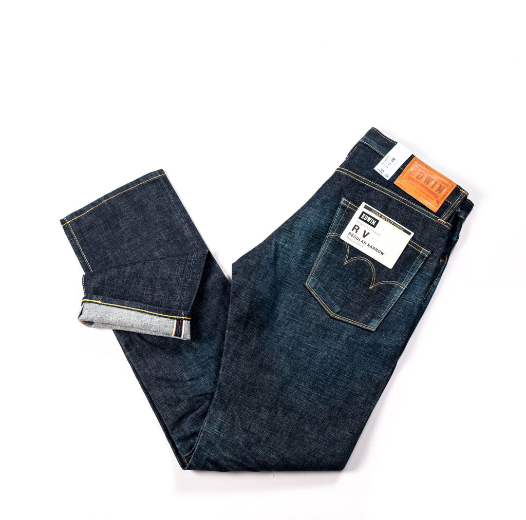 Edwin Selvage RV Jeans - Atacama Clothing