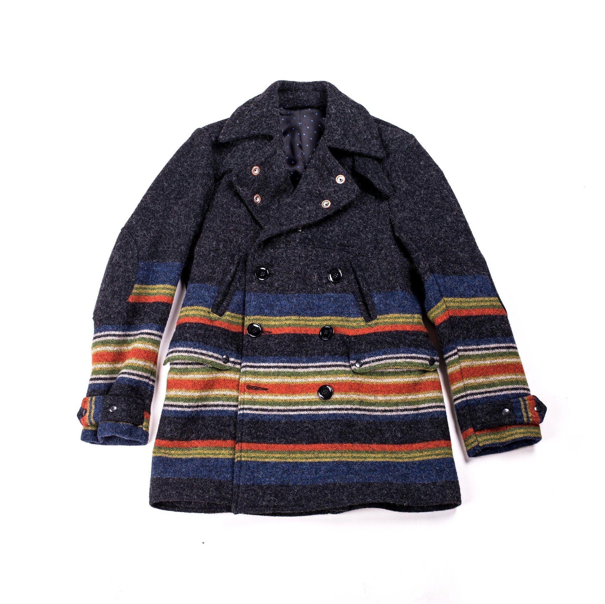 Monitaly Riders Coat - Atacama Clothing