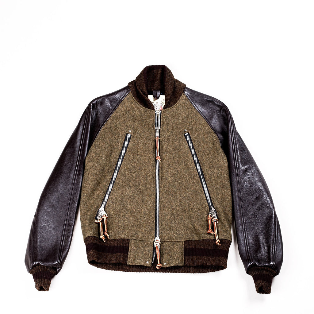 Monitaly Raglan Jacket - Atacama Clothing