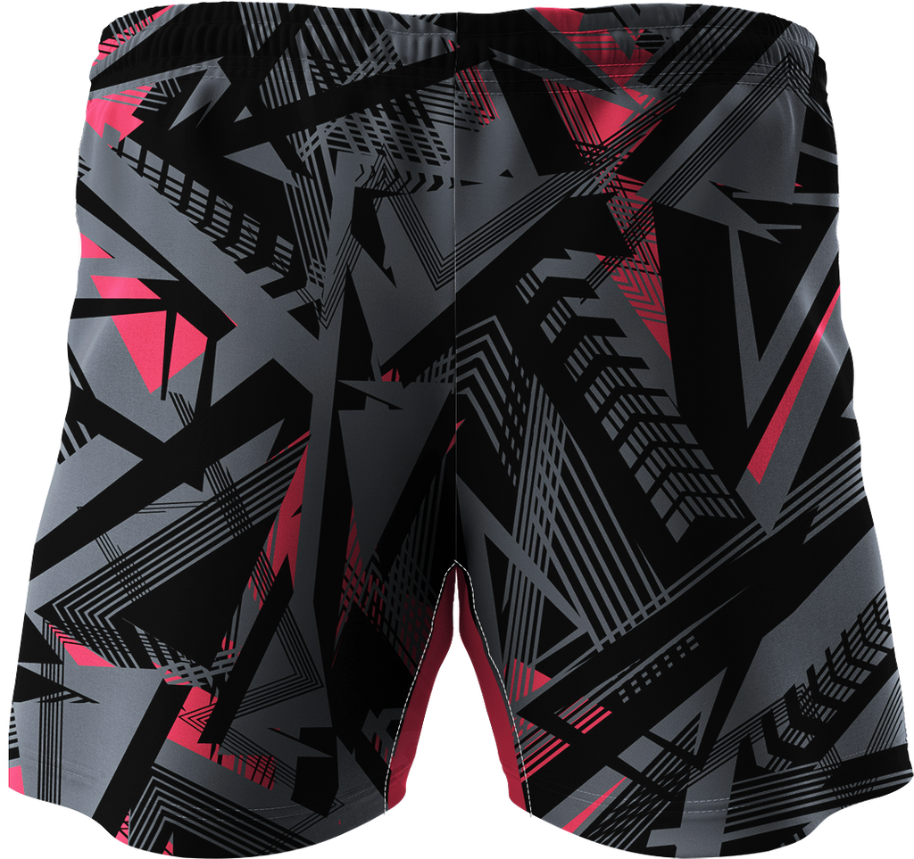 Printed Training Shorts