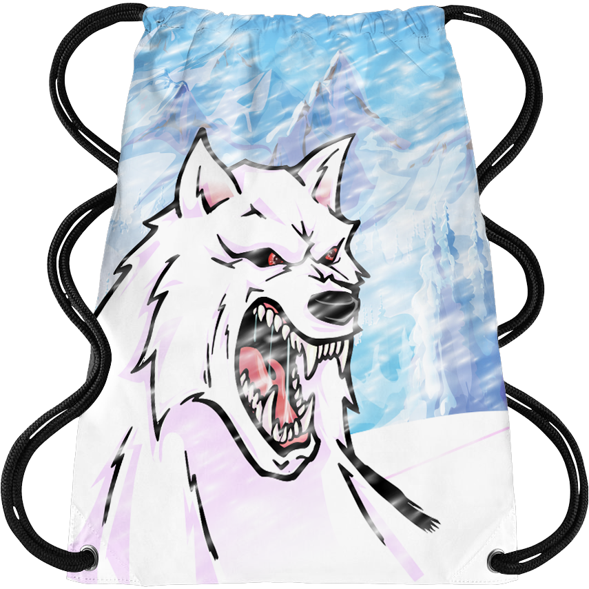 Arctic Wolves Cleat Bag