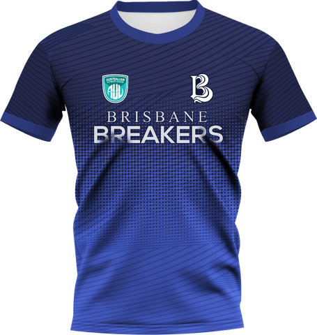 Brisbane Breakers Home Jersey