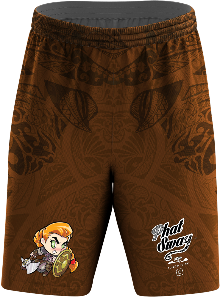 Frida Viking Queen Shorts
