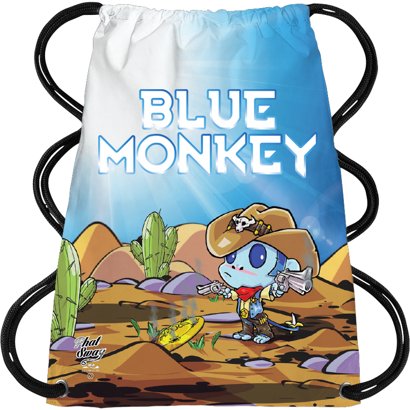 Cowboy Blue Monkey Cleat Bag